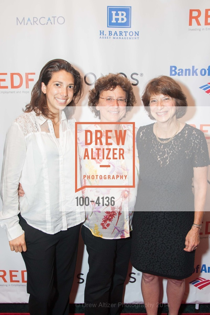 Sonya Javits, Margaret Cechetti, Carla Javits, Photo #100-4136
