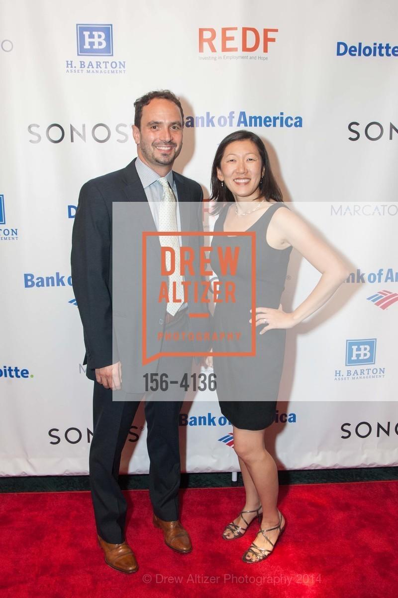 Bill Heiser, Esther Kim, Photo #156-4136