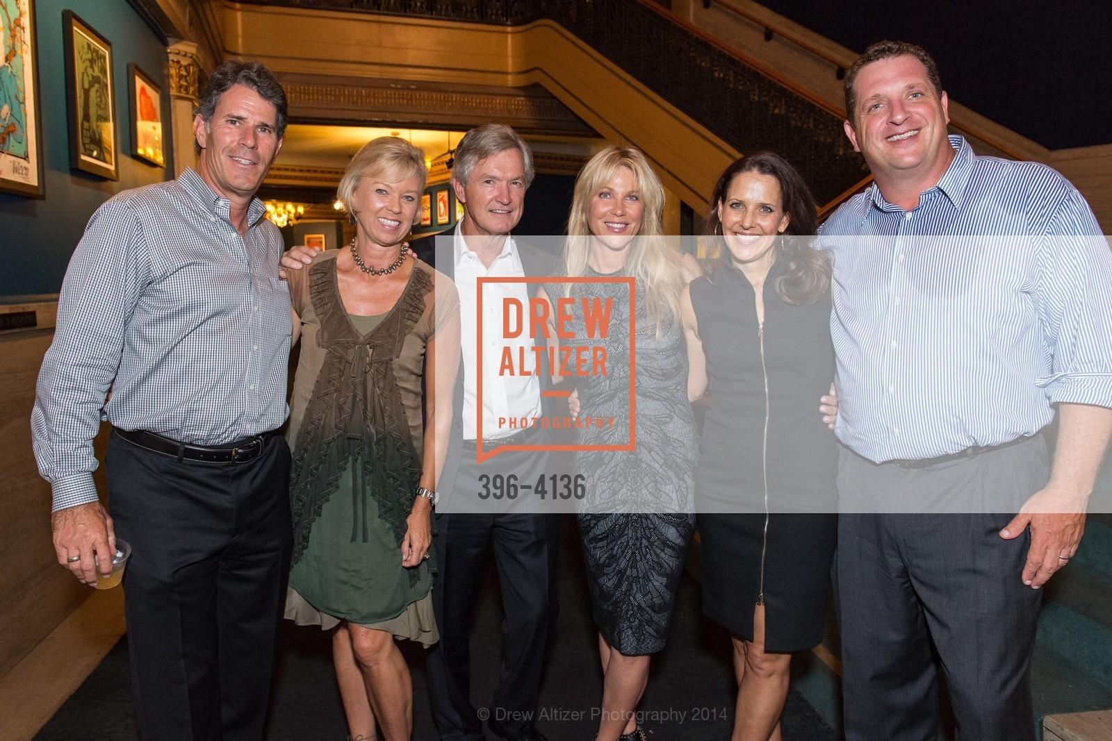 Steve Bono, Tina Bono, Victoria Stewman, Megan Barton, Harris Barton, Photo #396-4136