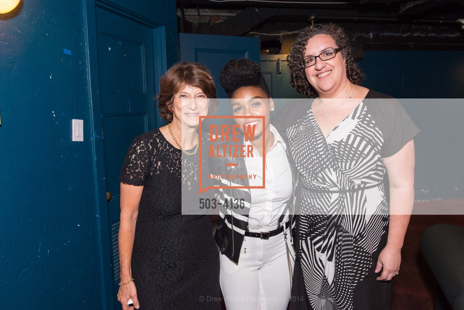 Carla Javits, Janelle Monae, Christina Garcia, Photo #503-4136