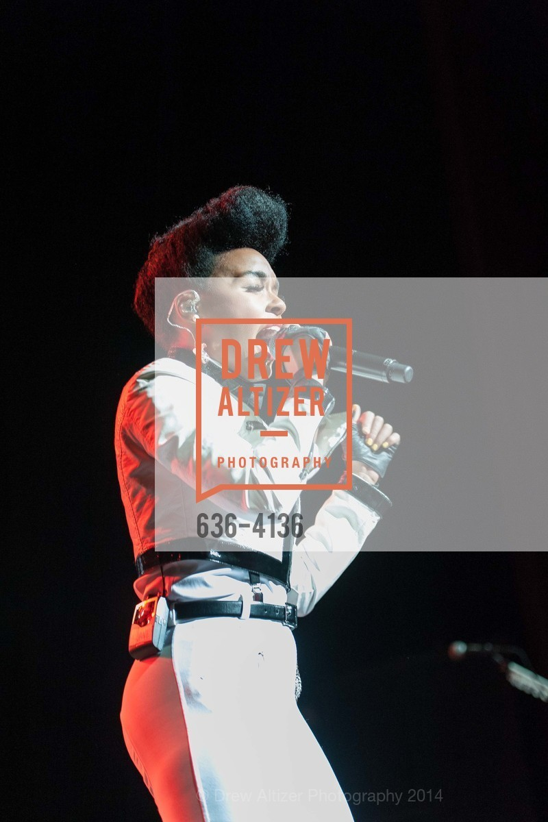 Performance By Janelle Monae, Photo #636-4136
