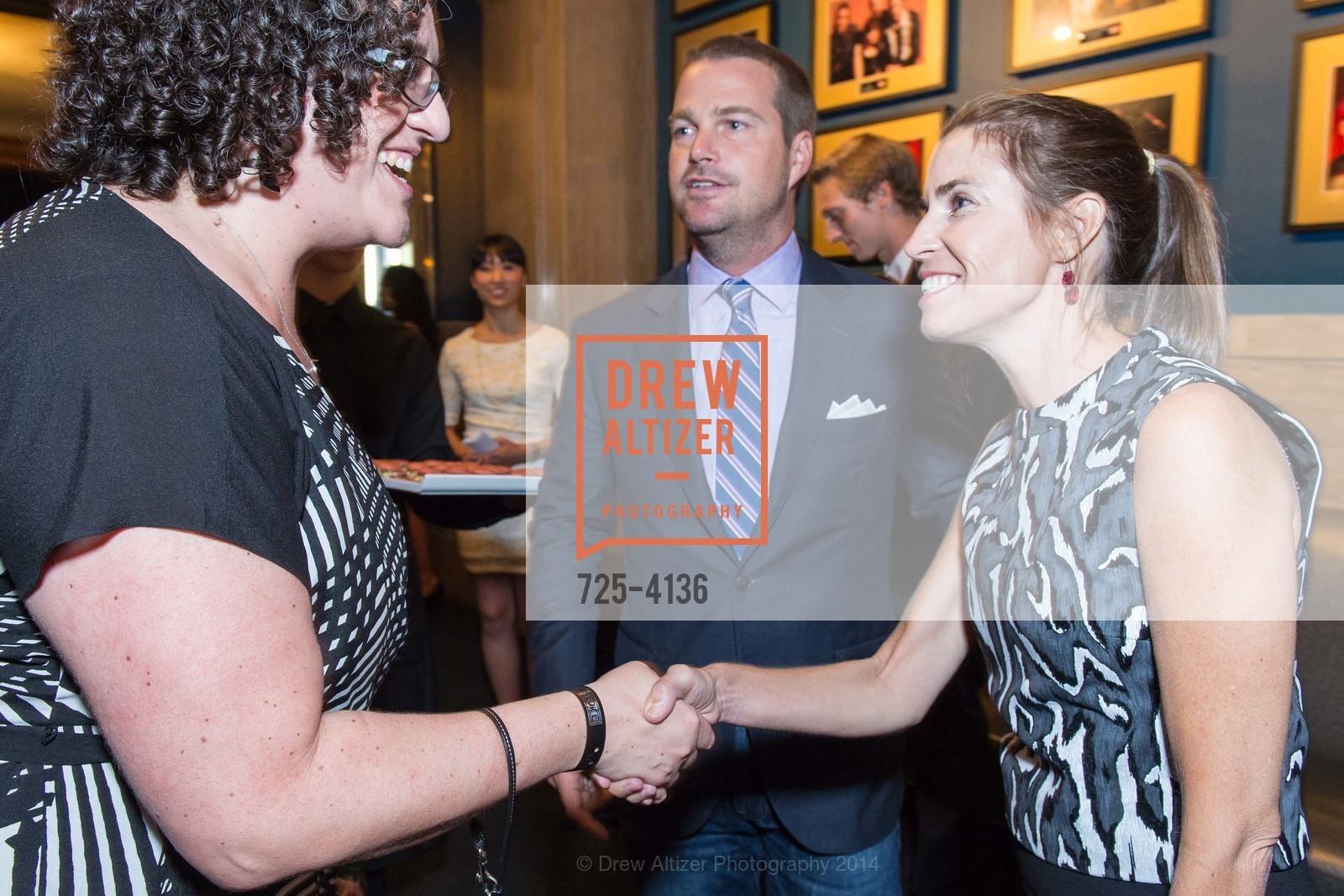 Christina Garcia, Chris O'Donnell, Caroline O'Donnell, Photo #725-4136