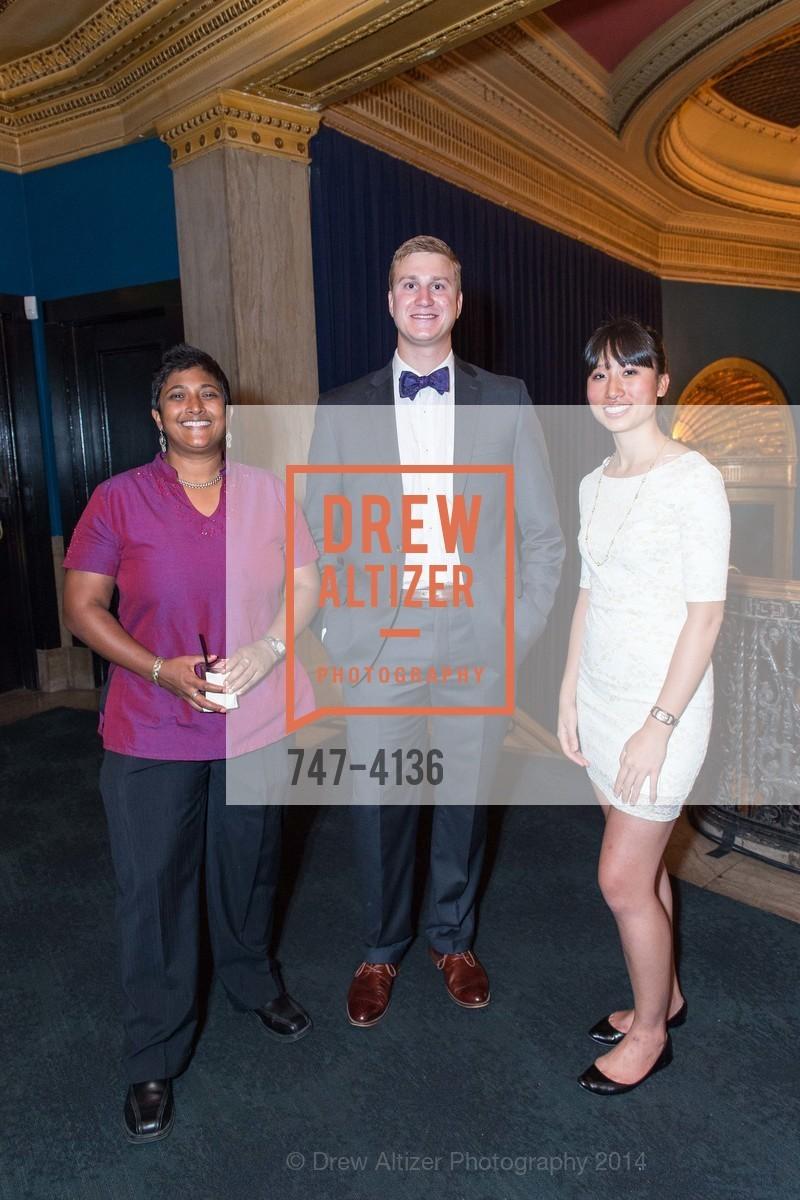 Anushka Fernandopulle, Matthew Horgan, Stephanie Peng, Photo #747-4136
