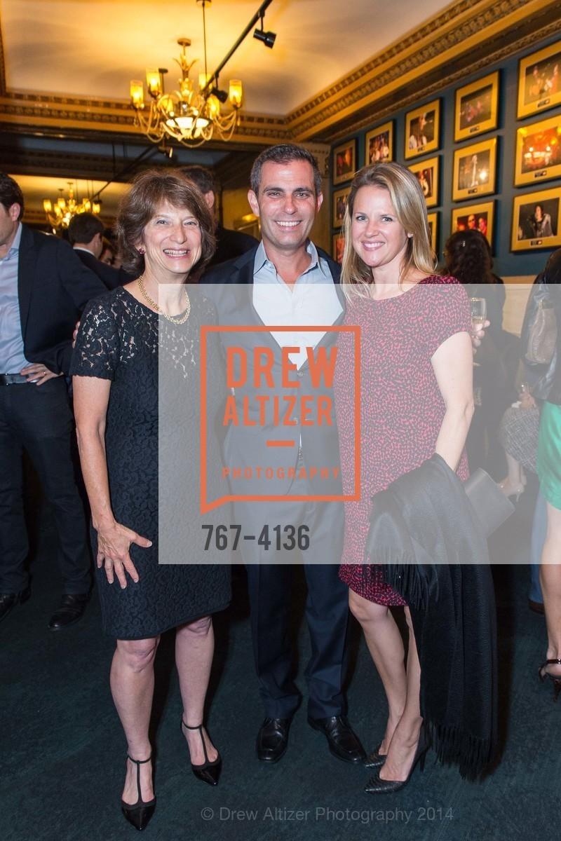 Carla Javits, Dan Rose, Allison Rose, Photo #767-4136