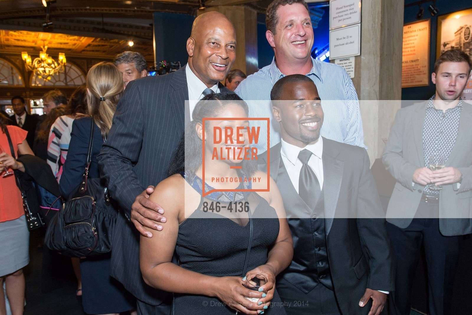 Ronnie Lott, JF Pruitt, Harris Barton, Lorenzo Hockaday, Photo #846-4136
