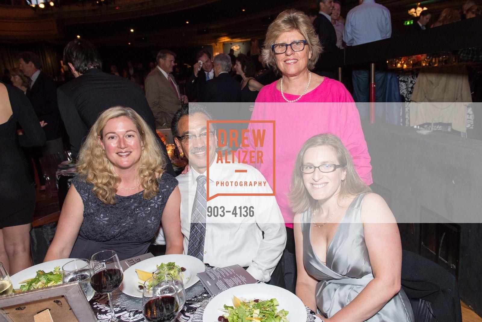 Sheila Arcelona, Steve Arcelona, Sara ?, Ann Cochrane, Photo #903-4136