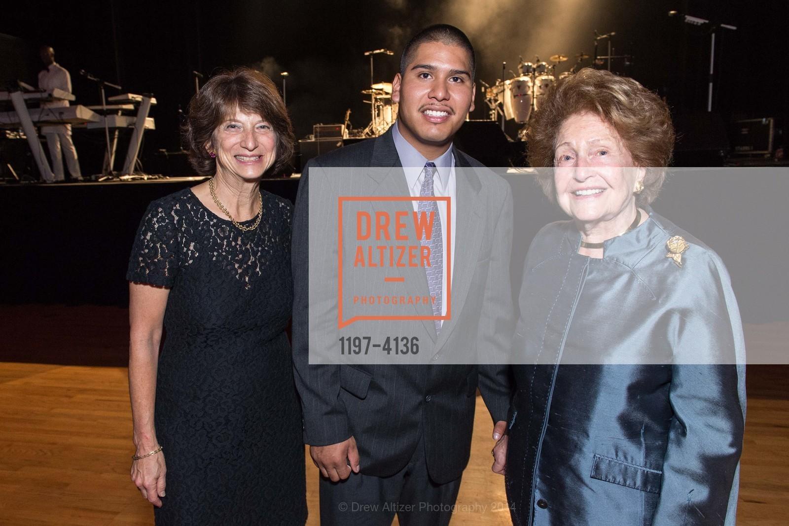 Carla Javits, Juan Tello, Phyllis Moldaw, Photo #1197-4136