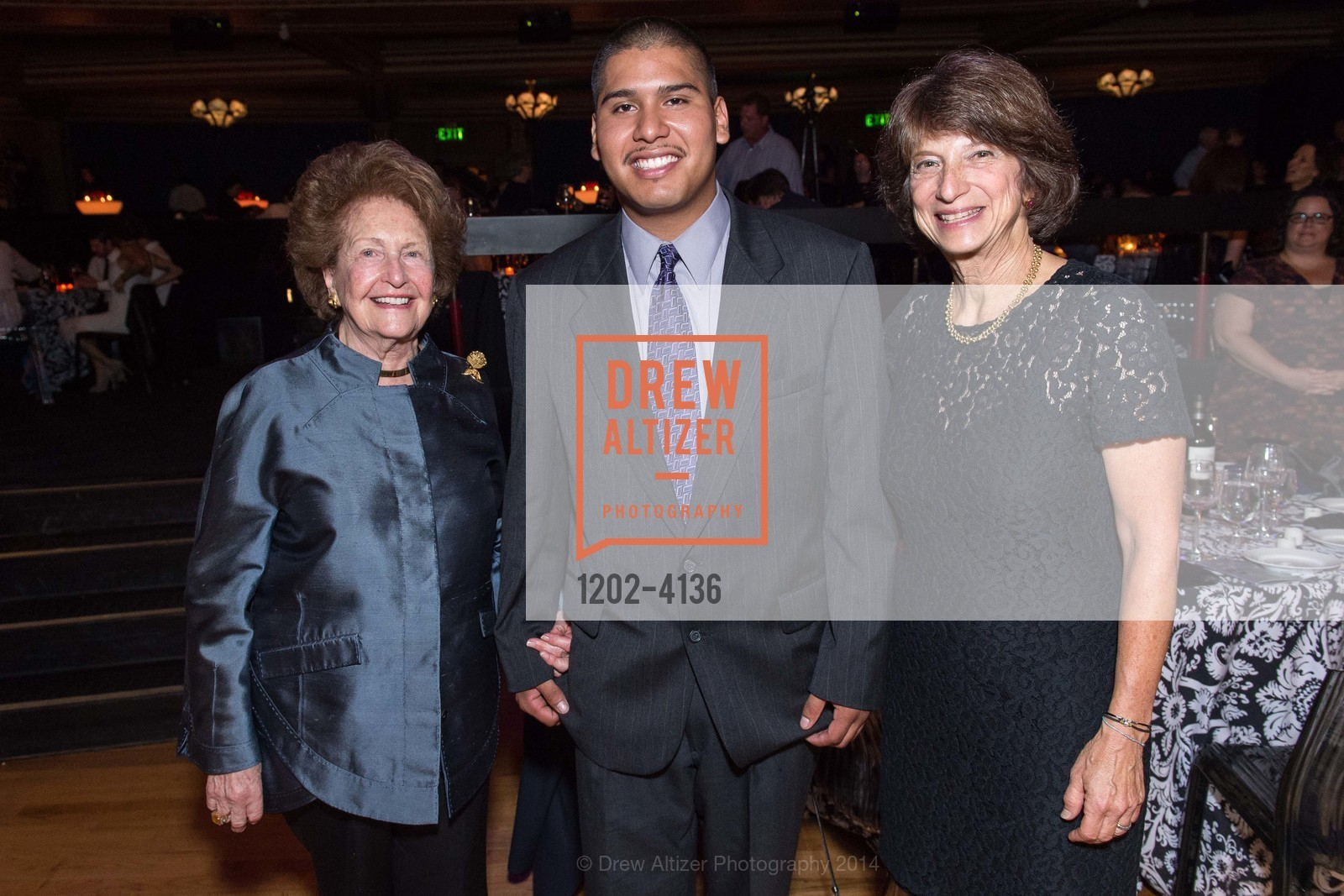 Phyllis Moldaw, Juan Tello, Carla Javits, Photo #1202-4136