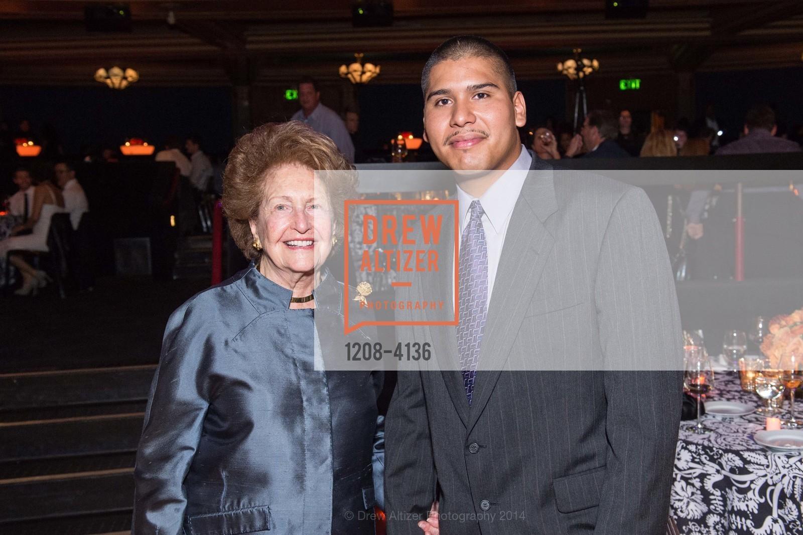 Phyllis Moldaw, Juan Tello, Photo #1208-4136