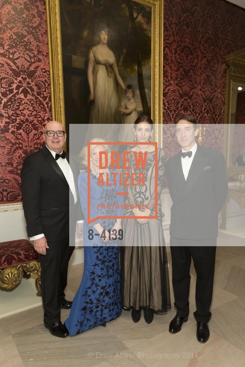 Robert Atkinson, Dede Wilsey, Lady Cholmondeley, Lord Cholmondeley, Photo #8-4139