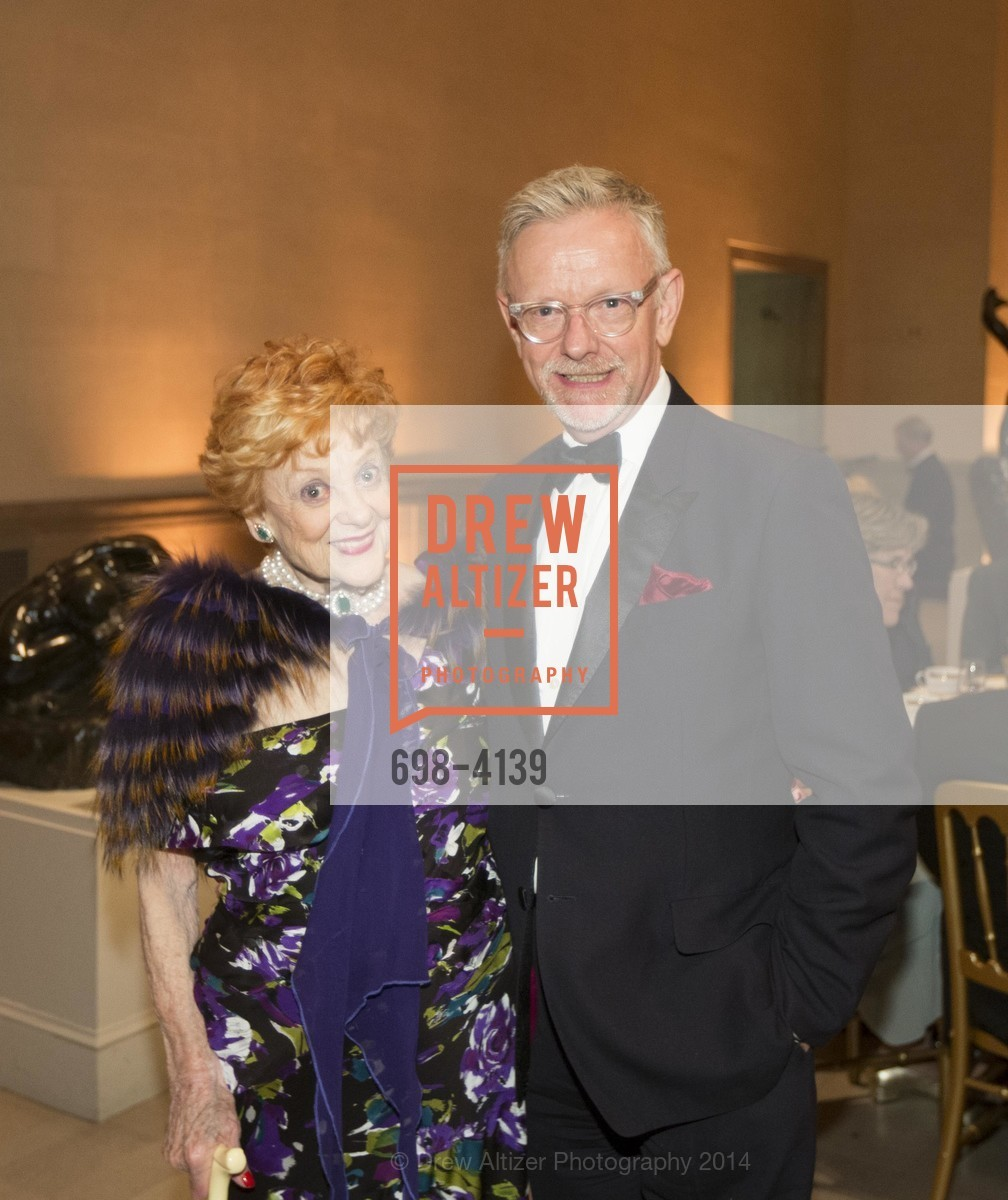 Denise Fitch, Martin Chapman, Photo #698-4139