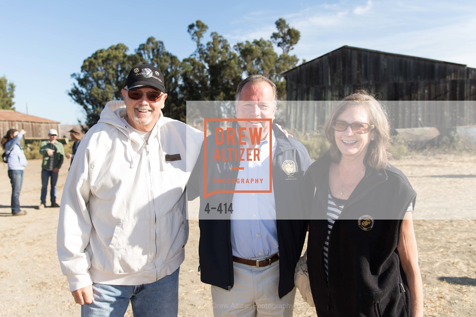 Gordon Evans, Bill Dodd, Jeanne Evans, SEA CHANGE at Sears Point with Sonoma Land Trust, Sears Point. Hwy 37 and Lakeville Hwy, October 25th, 2015,Drew Altizer, Drew Altizer Photography, full-service agency, private events, San Francisco photographer, photographer california