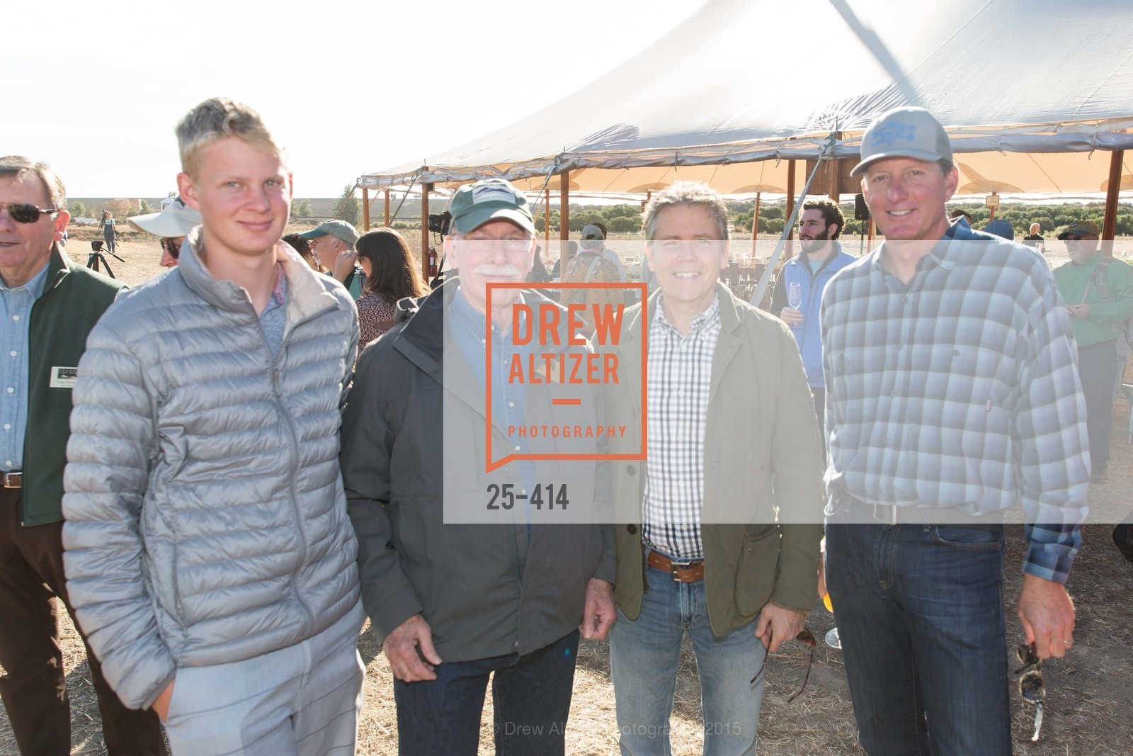 Noah Westman, Denny Van Ness, Hal Hinkle, Jeffrey Westman, SEA CHANGE at Sears Point with Sonoma Land Trust, Sears Point. Hwy 37 and Lakeville Hwy, October 25th, 2015,Drew Altizer, Drew Altizer Photography, full-service agency, private events, San Francisco photographer, photographer california