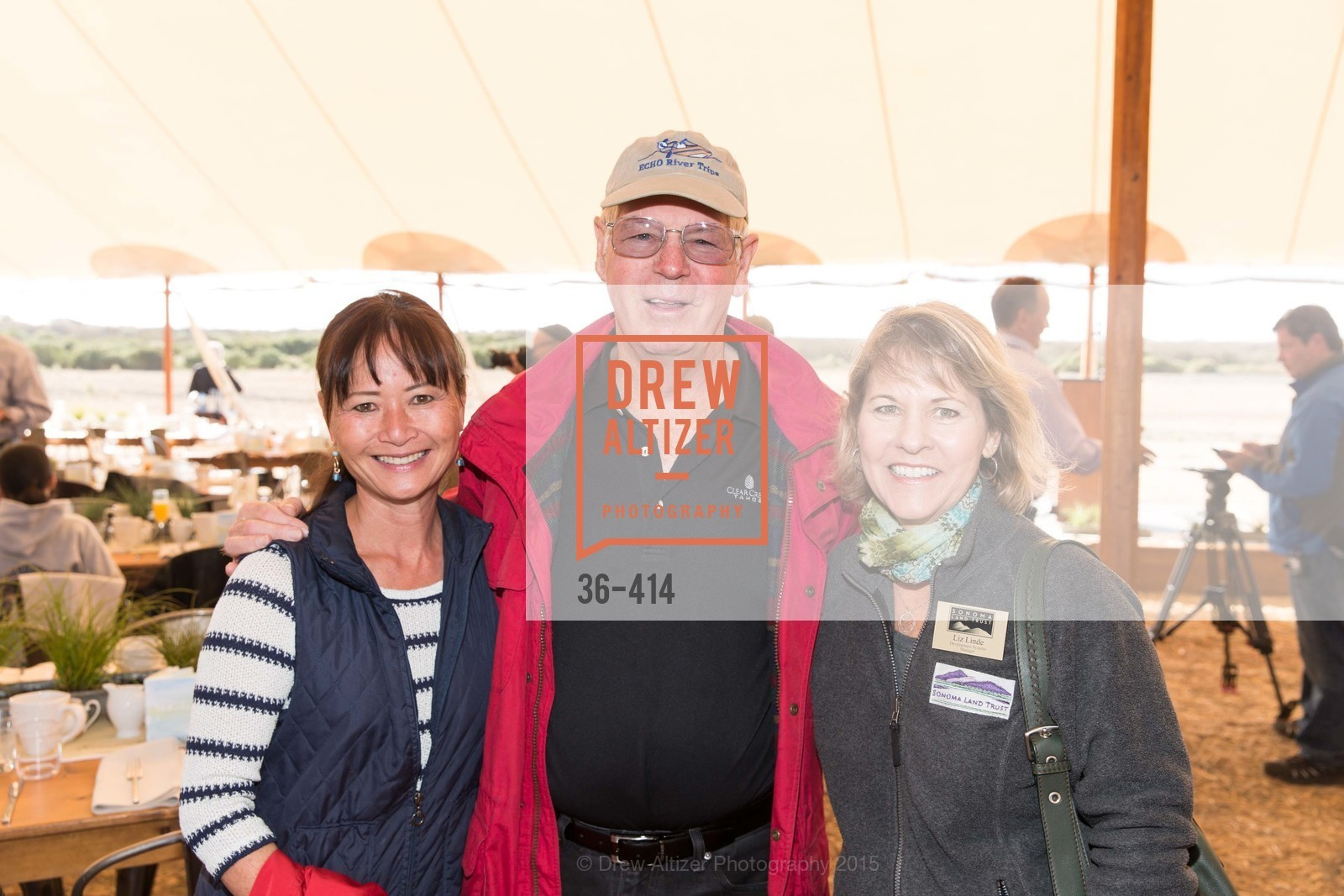 Christine Tran, Warren Lyons, Liz Linde, SEA CHANGE at Sears Point with Sonoma Land Trust, Sears Point. Hwy 37 and Lakeville Hwy, October 25th, 2015,Drew Altizer, Drew Altizer Photography, full-service agency, private events, San Francisco photographer, photographer california