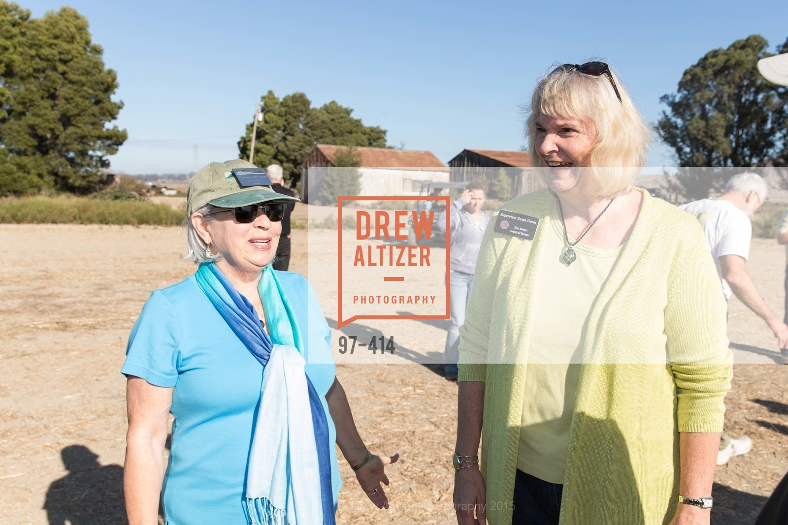Susan Millar, Susan Gorin, SEA CHANGE at Sears Point with Sonoma Land Trust, Sears Point. Hwy 37 and Lakeville Hwy, October 25th, 2015,Drew Altizer, Drew Altizer Photography, full-service agency, private events, San Francisco photographer, photographer california