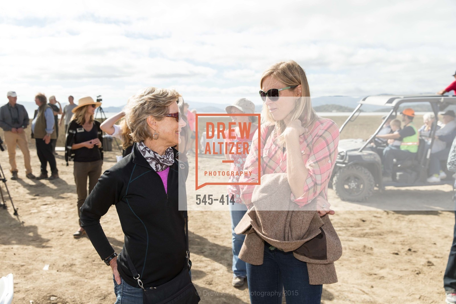 Leslie Everett, Trisha Meisler, SEA CHANGE at Sears Point with Sonoma Land Trust, Sears Point. Hwy 37 and Lakeville Hwy, October 25th, 2015