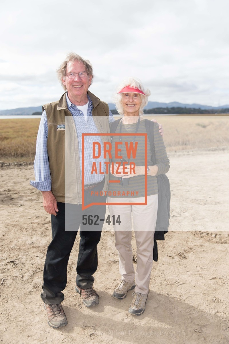 Ralph Benson, Janet Anderson, SEA CHANGE at Sears Point with Sonoma Land Trust, Sears Point. Hwy 37 and Lakeville Hwy, October 25th, 2015,Drew Altizer, Drew Altizer Photography, full-service agency, private events, San Francisco photographer, photographer california