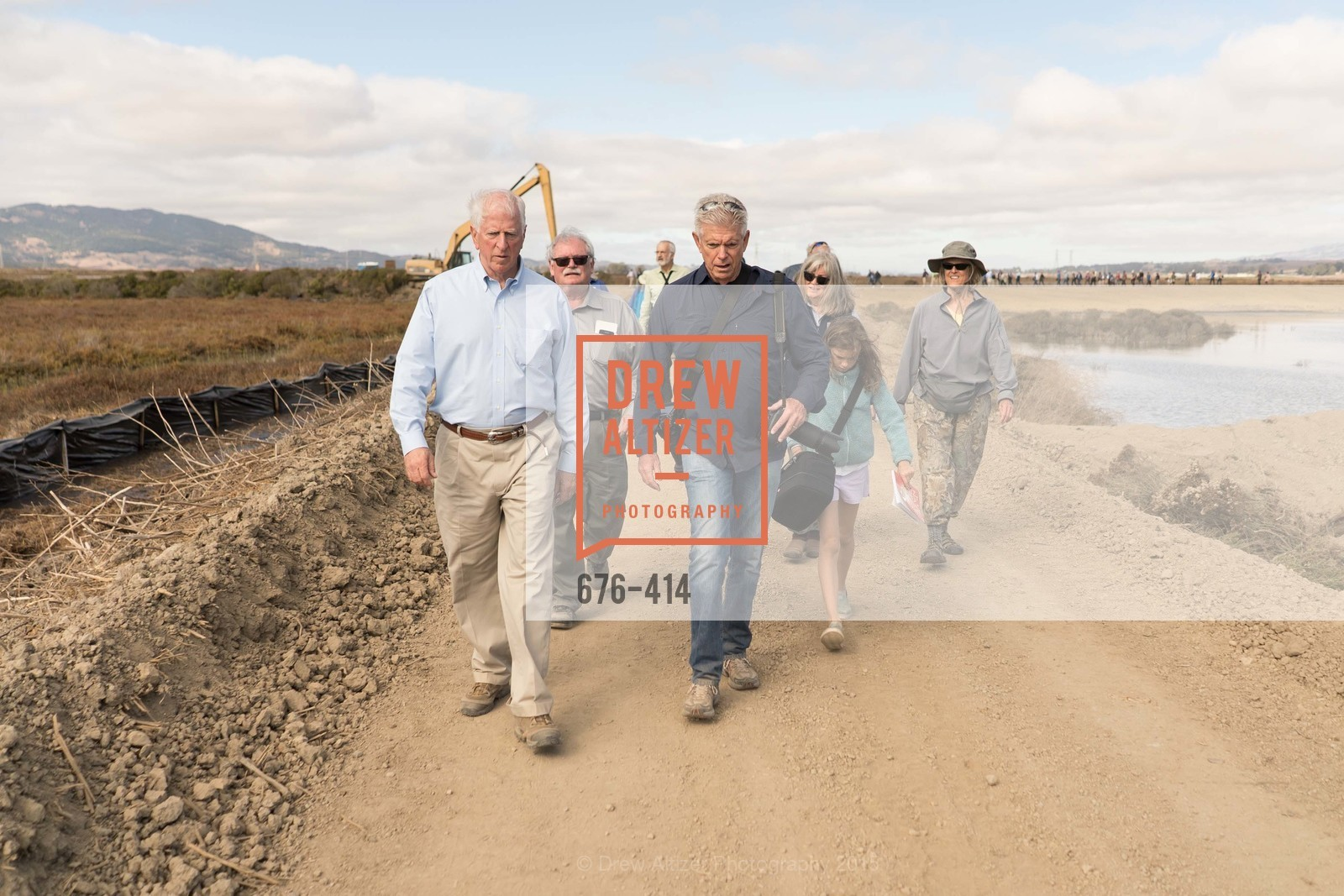 Mike Thompson, SEA CHANGE at Sears Point with Sonoma Land Trust, Sears Point. Hwy 37 and Lakeville Hwy, October 25th, 2015,Drew Altizer, Drew Altizer Photography, full-service agency, private events, San Francisco photographer, photographer california