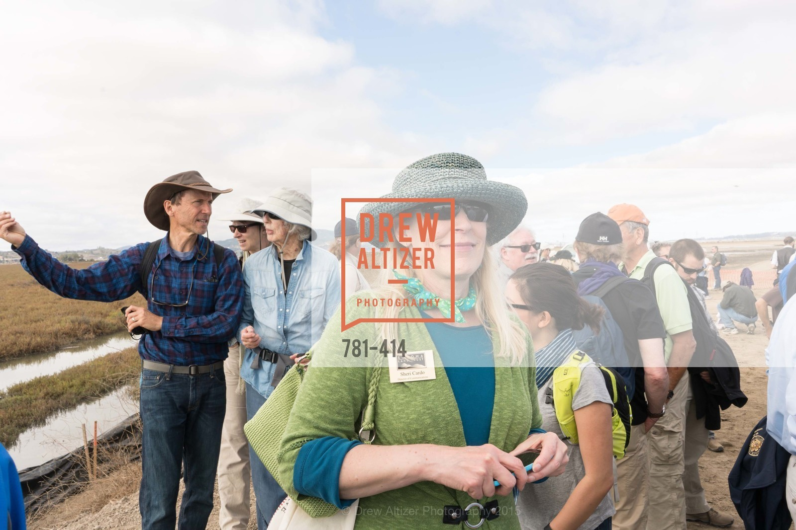 Sheri Cardo, SEA CHANGE at Sears Point with Sonoma Land Trust, Sears Point. Hwy 37 and Lakeville Hwy, October 25th, 2015,Drew Altizer, Drew Altizer Photography, full-service agency, private events, San Francisco photographer, photographer california