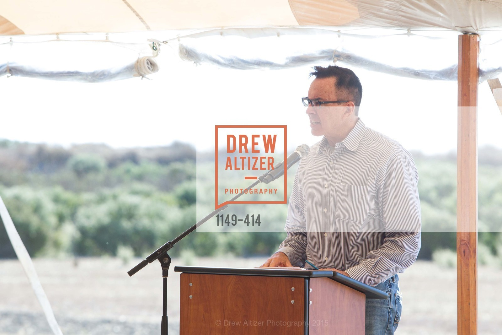 Greg Sarris, SEA CHANGE at Sears Point with Sonoma Land Trust, Sears Point. Hwy 37 and Lakeville Hwy, October 25th, 2015,Drew Altizer, Drew Altizer Photography, full-service event agency, private events, San Francisco photographer, photographer California