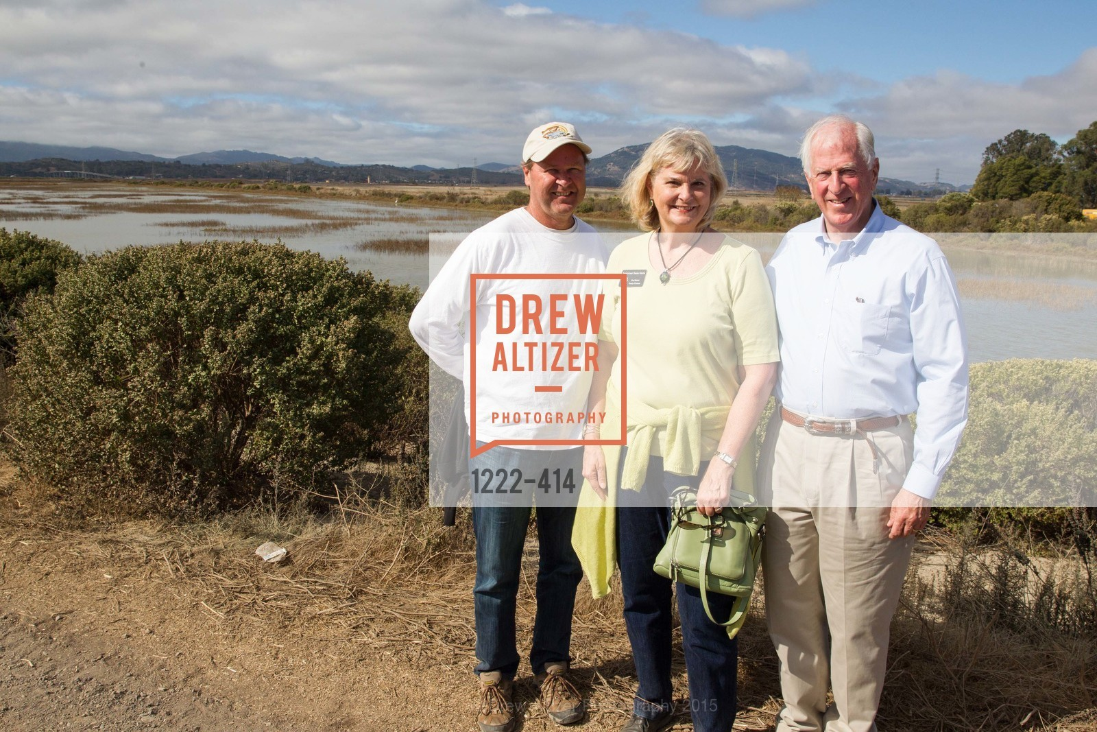 Grant Davis, Susan Gorin, Mike Thompson, SEA CHANGE at Sears Point with Sonoma Land Trust, Sears Point. Hwy 37 and Lakeville Hwy, October 25th, 2015,Drew Altizer, Drew Altizer Photography, full-service agency, private events, San Francisco photographer, photographer california
