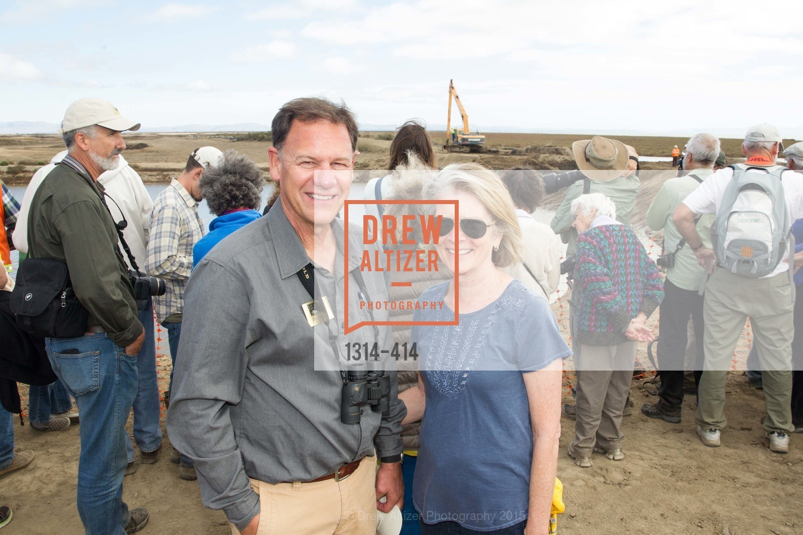 Dick Shoegeris, Sharon Shoegeris, SEA CHANGE at Sears Point with Sonoma Land Trust, Sears Point. Hwy 37 and Lakeville Hwy, October 25th, 2015,Drew Altizer, Drew Altizer Photography, full-service agency, private events, San Francisco photographer, photographer california