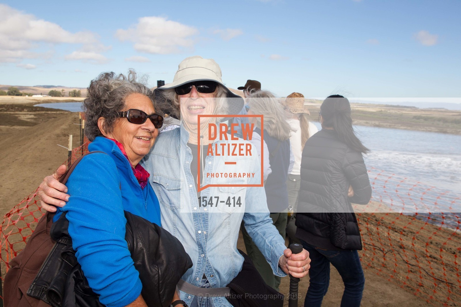 Margaret Spalding, Patricia Elliot, SEA CHANGE at Sears Point with Sonoma Land Trust, Sears Point. Hwy 37 and Lakeville Hwy, October 25th, 2015,Drew Altizer, Drew Altizer Photography, full-service agency, private events, San Francisco photographer, photographer california