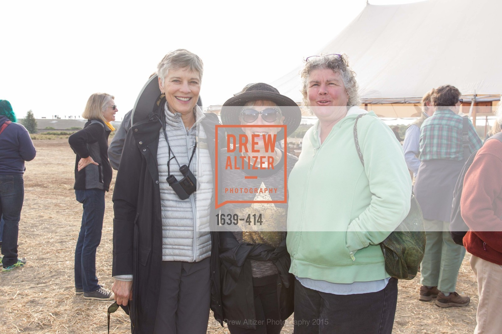 Maggie Salenger, Karen Collins, Patricia Collinan, SEA CHANGE at Sears Point with Sonoma Land Trust, Sears Point. Hwy 37 and Lakeville Hwy, October 25th, 2015,Drew Altizer, Drew Altizer Photography, full-service agency, private events, San Francisco photographer, photographer california