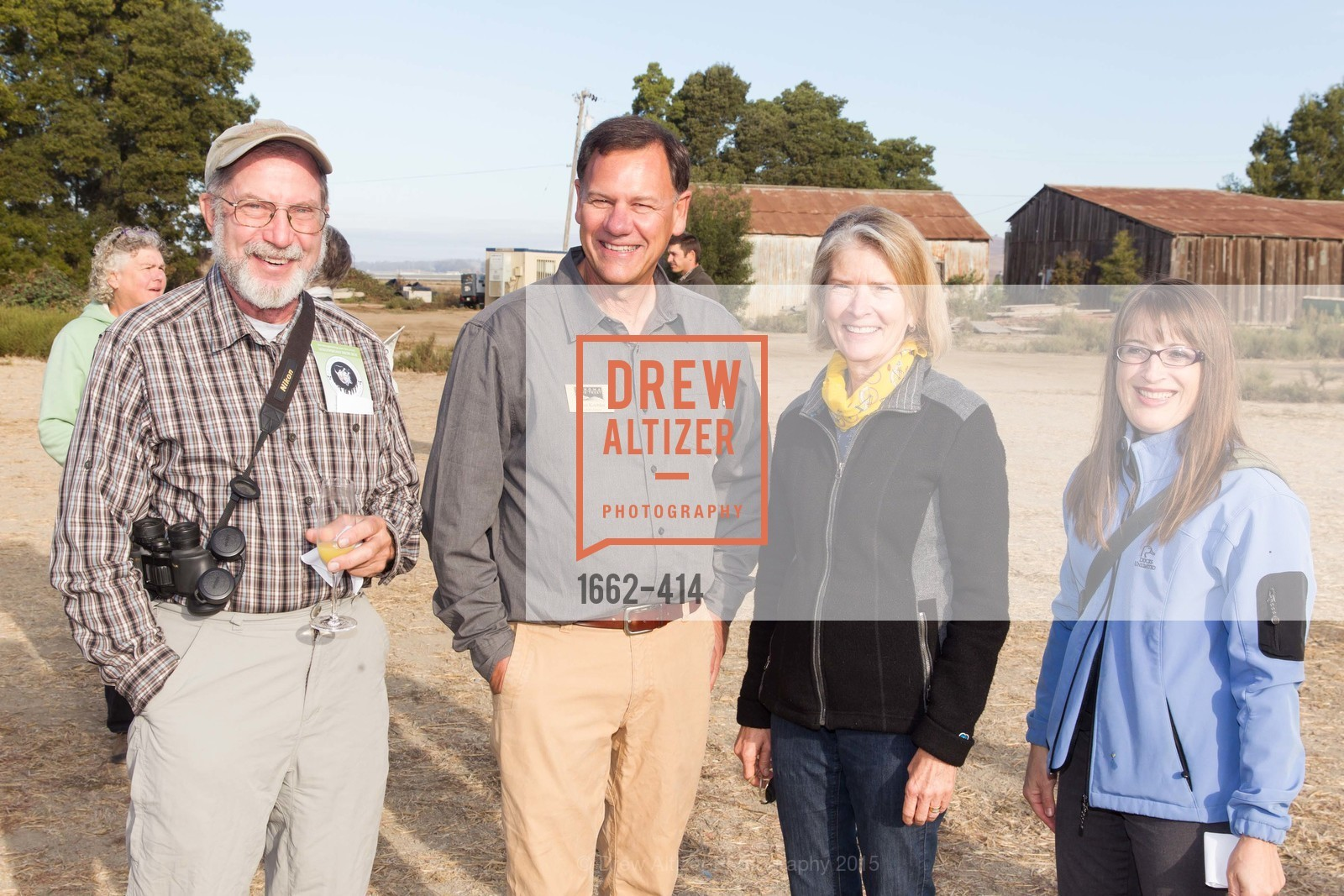 Earl Cummings, Dave Koehler, Sharon Koehler, Renee Spenst, SEA CHANGE at Sears Point with Sonoma Land Trust, Sears Point. Hwy 37 and Lakeville Hwy, October 25th, 2015,Drew Altizer, Drew Altizer Photography, full-service agency, private events, San Francisco photographer, photographer california