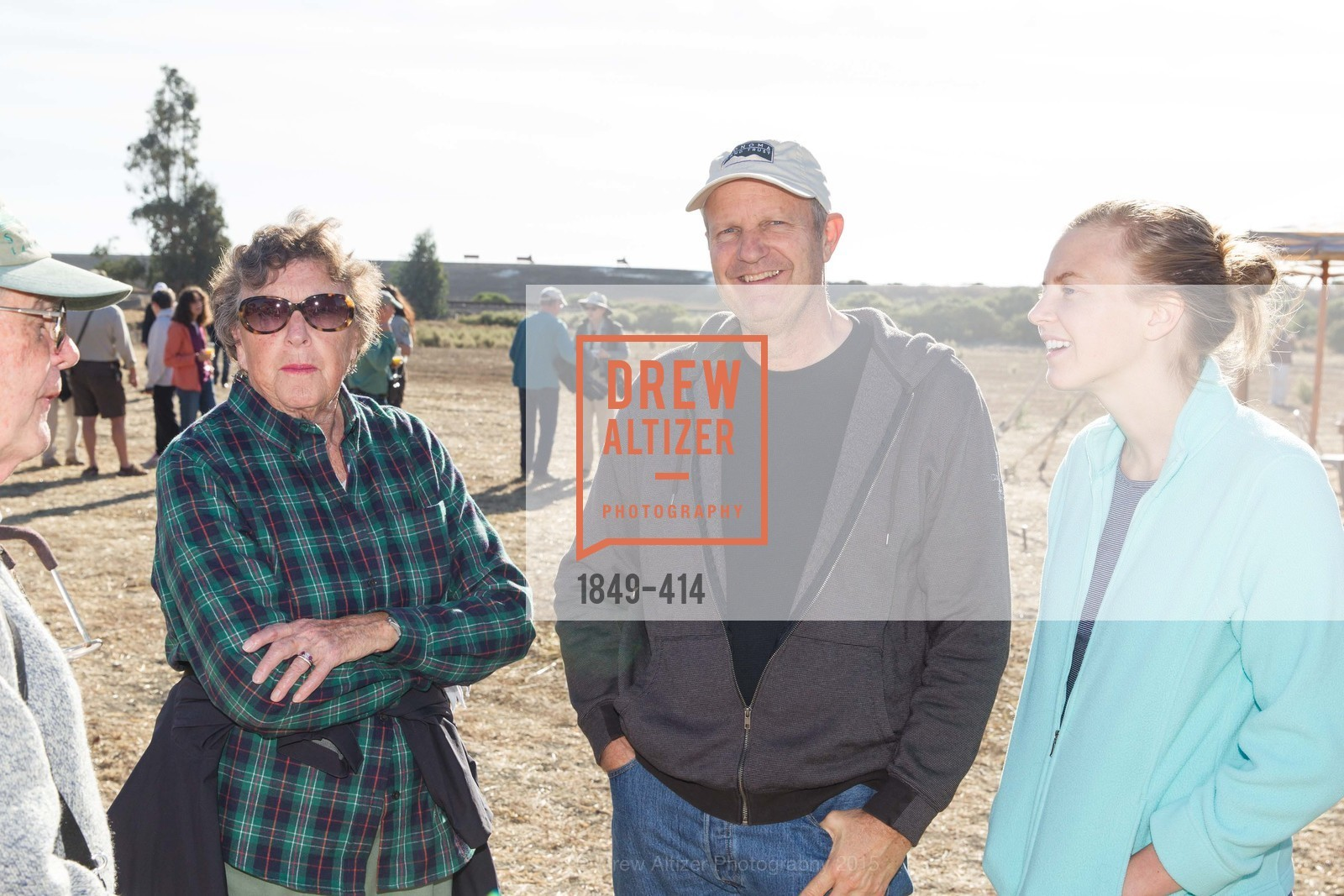 Chris Turnell, Kelly Friedric, SEA CHANGE at Sears Point with Sonoma Land Trust, Sears Point. Hwy 37 and Lakeville Hwy, October 25th, 2015,Drew Altizer, Drew Altizer Photography, full-service agency, private events, San Francisco photographer, photographer california