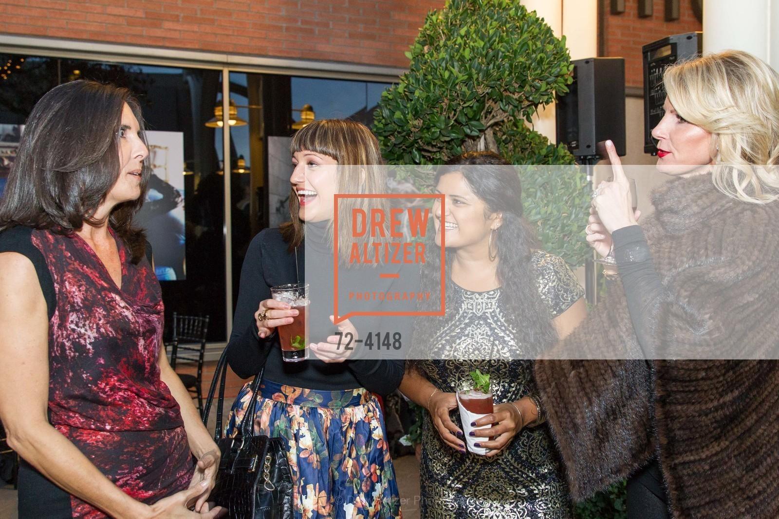 Michele Sharkey, Monique Lombardelli, Avani Patel, Sam Bowman, Photo #72-4148
