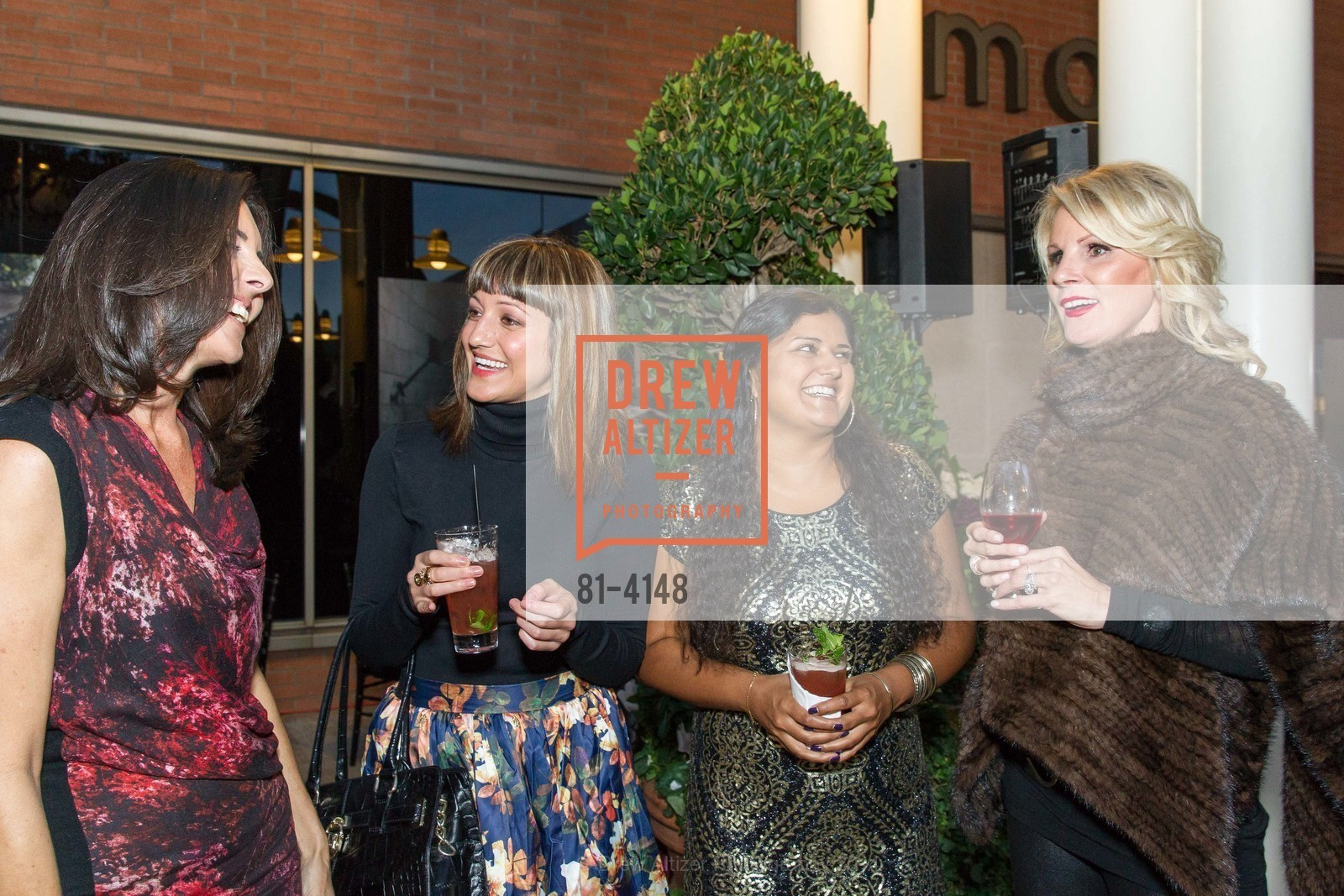 Michele Sharkey, Monique Lombardelli, Avani Patel, Sam Bowman, Photo #81-4148