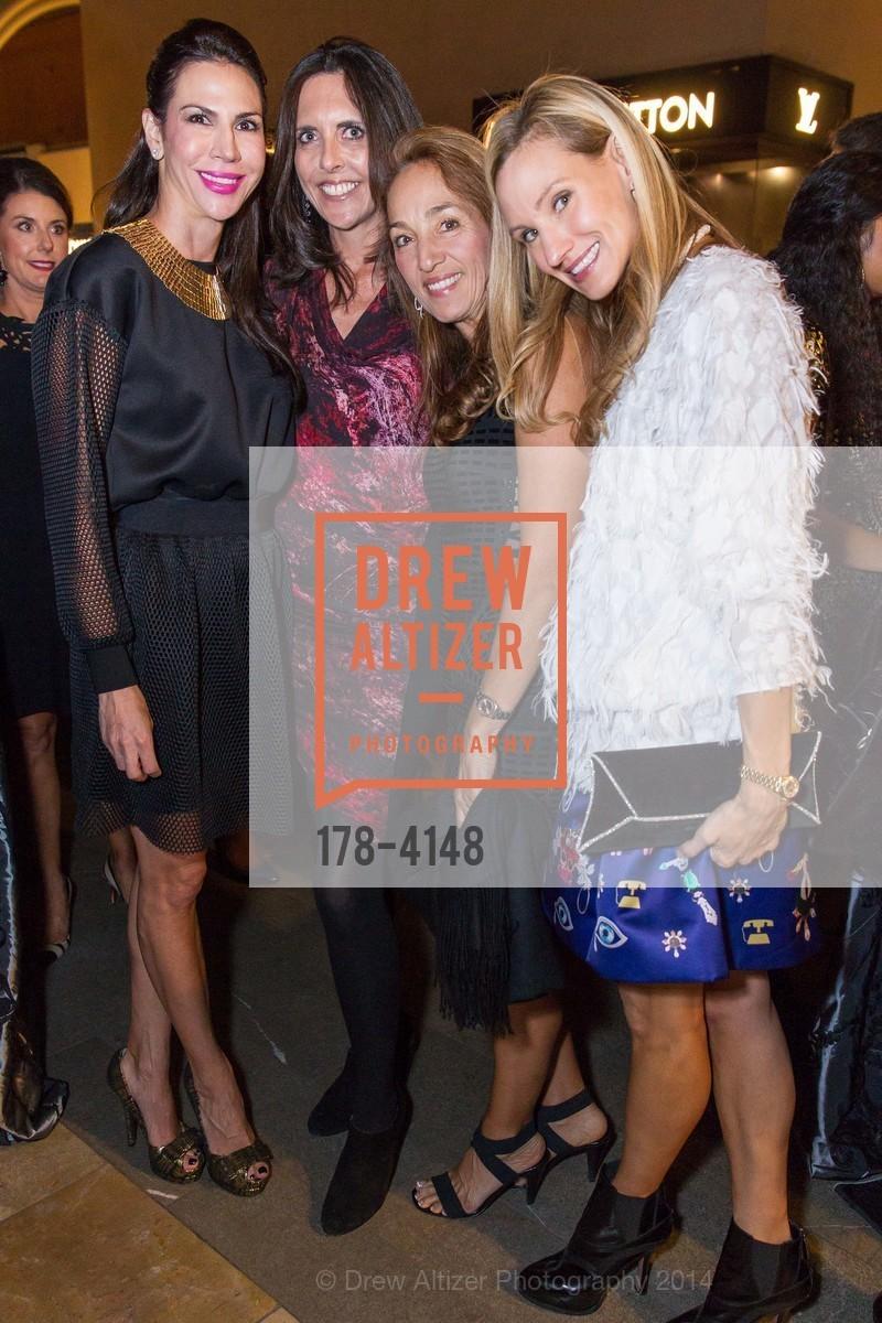 Nicole Curran, Michele Sharkey, Marissa Kagle, Rachael Bowman, Photo #178-4148