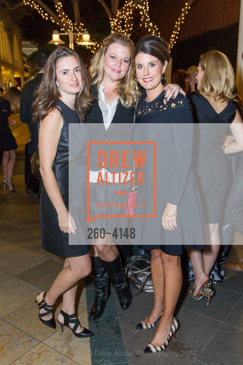 Chara Burnett, Jennifer Joffe, Carissa Ashman, Photo #260-4148