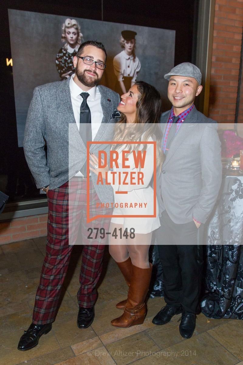 Andrew Grimm, Vanessa Morais, Dennis Wong, Photo #279-4148