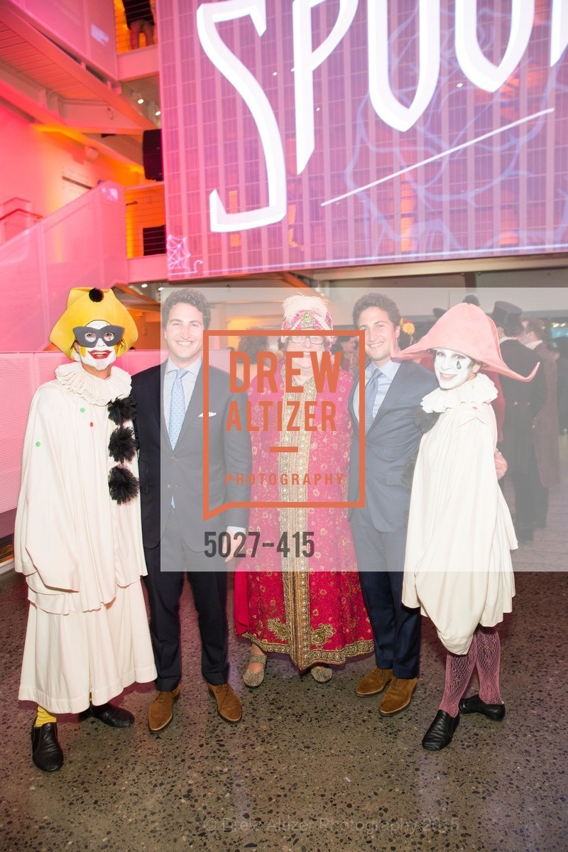 Rusty Rueff, Matthew Goldman, Linda Jo Fitz, Jason Goldman, Patti Rueff, SPOOKED AT THE STRAND Presented by the American Conservatory Theater, The Strand Theater. 1127 Market Street, October 26th, 2015,Drew Altizer, Drew Altizer Photography, full-service agency, private events, San Francisco photographer, photographer california