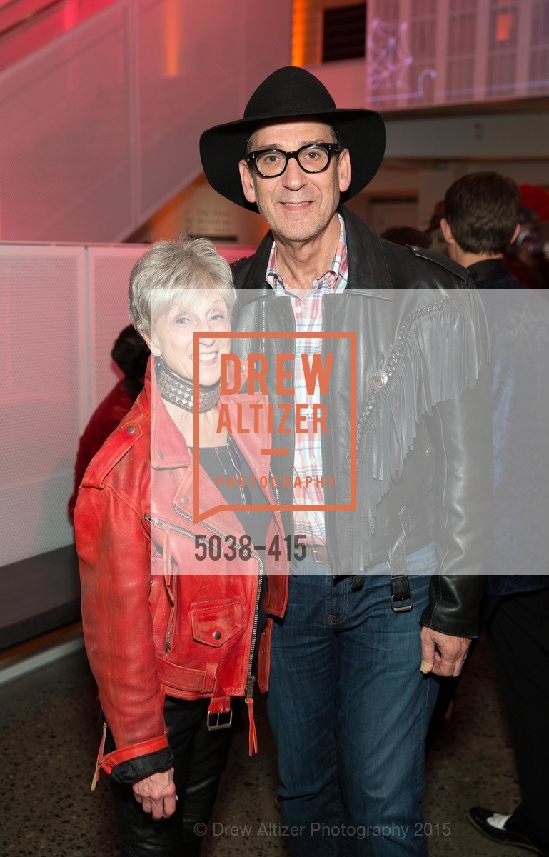 Nancy Livingston, Fred Levin, SPOOKED AT THE STRAND Presented by the American Conservatory Theater, The Strand Theater. 1127 Market Street, October 26th, 2015,Drew Altizer, Drew Altizer Photography, full-service agency, private events, San Francisco photographer, photographer california