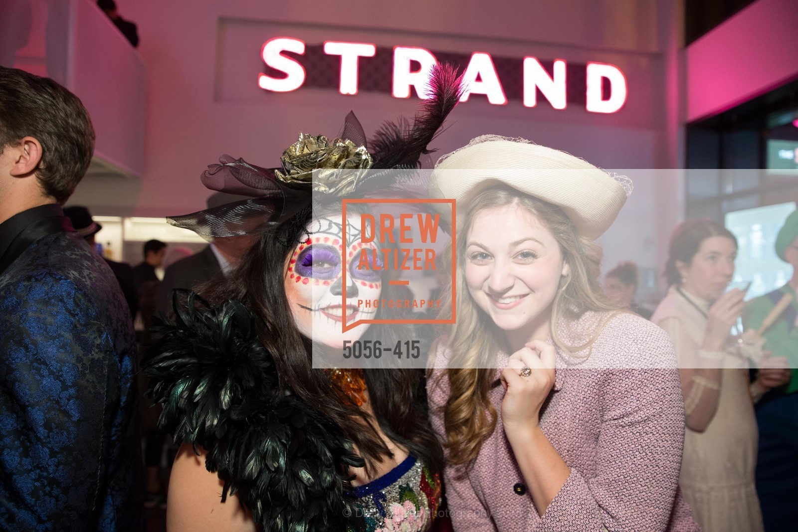 Norea Kang, Julie Adamo, SPOOKED AT THE STRAND Presented by the American Conservatory Theater, The Strand Theater. 1127 Market Street, October 26th, 2015,Drew Altizer, Drew Altizer Photography, full-service agency, private events, San Francisco photographer, photographer california