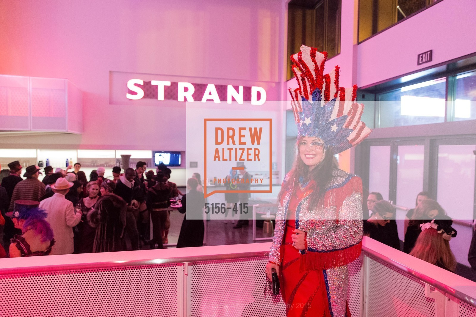Atmoshpere, SPOOKED AT THE STRAND Presented by the American Conservatory Theater, The Strand Theater. 1127 Market Street, October 26th, 2015,Drew Altizer, Drew Altizer Photography, full-service agency, private events, San Francisco photographer, photographer california