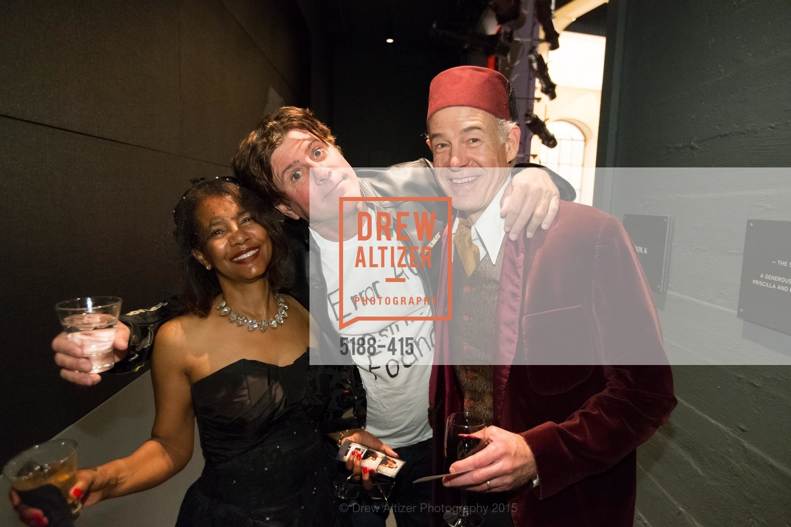Carla Riemer, Mike Dovey, David Riemer, SPOOKED AT THE STRAND Presented by the American Conservatory Theater, The Strand Theater. 1127 Market Street, October 26th, 2015,Drew Altizer, Drew Altizer Photography, full-service agency, private events, San Francisco photographer, photographer california