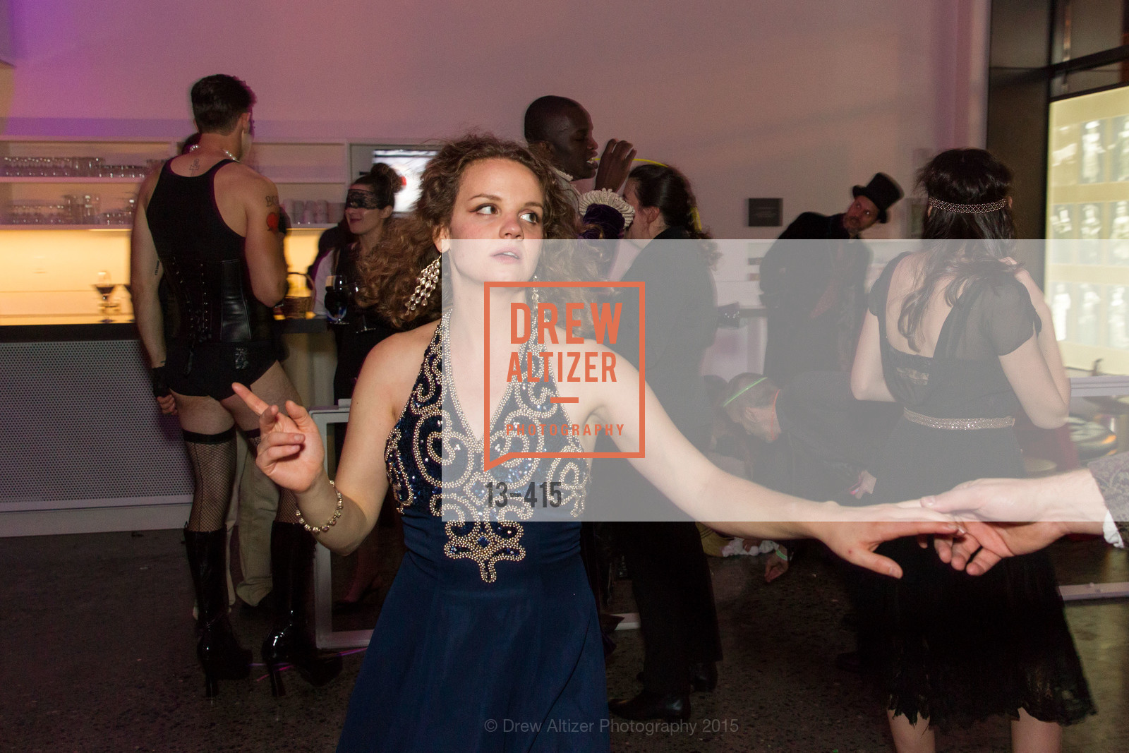 Rosa Palmeri, SPOOKED AT THE STRAND Presented by the American Conservatory Theater, The Strand Theater. 1127 Market Street, October 26th, 2015,Drew Altizer, Drew Altizer Photography, full-service agency, private events, San Francisco photographer, photographer california