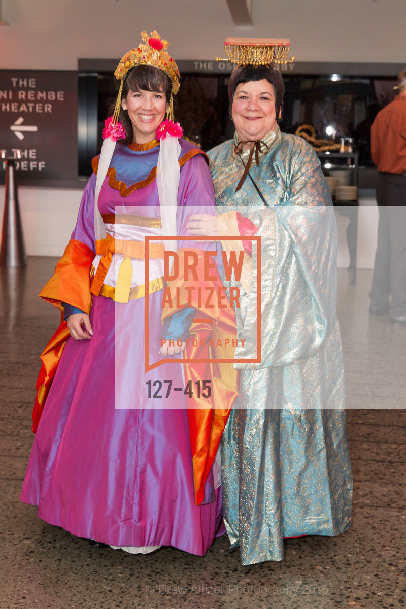 Michelle Shonk, Anne Shonk, SPOOKED AT THE STRAND Presented by the American Conservatory Theater, The Strand Theater. 1127 Market Street, October 26th, 2015,Drew Altizer, Drew Altizer Photography, full-service agency, private events, San Francisco photographer, photographer california
