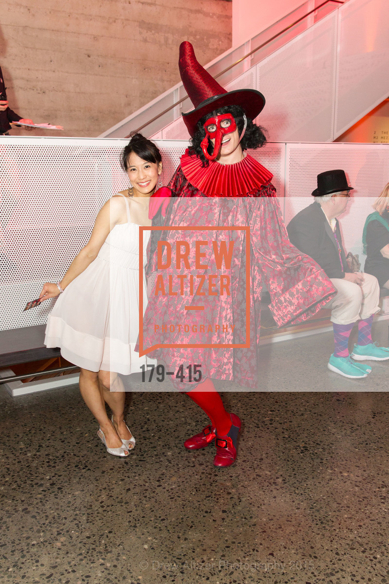 Christina Liang, Alan Littlehales, SPOOKED AT THE STRAND Presented by the American Conservatory Theater, The Strand Theater. 1127 Market Street, October 26th, 2015