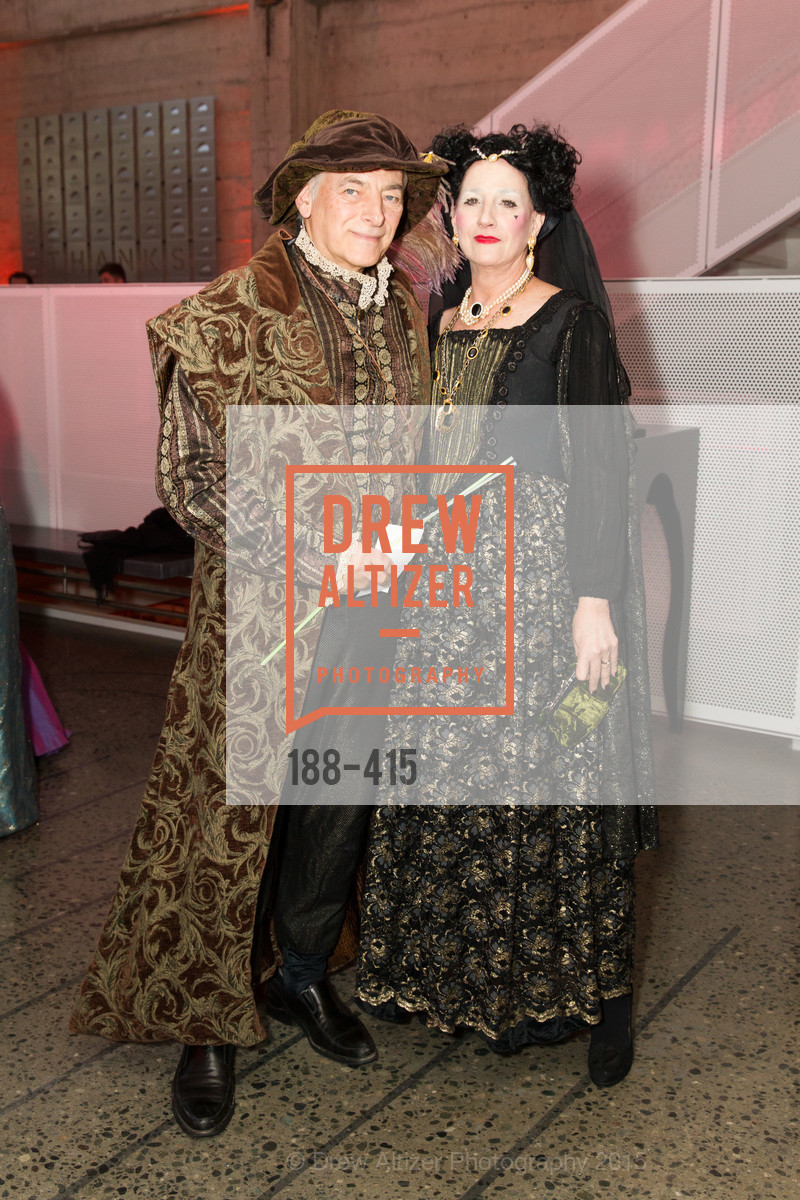 Steve Cookston, Shirley Cookston, SPOOKED AT THE STRAND Presented by the American Conservatory Theater, The Strand Theater. 1127 Market Street, October 26th, 2015,Drew Altizer, Drew Altizer Photography, full-service agency, private events, San Francisco photographer, photographer california