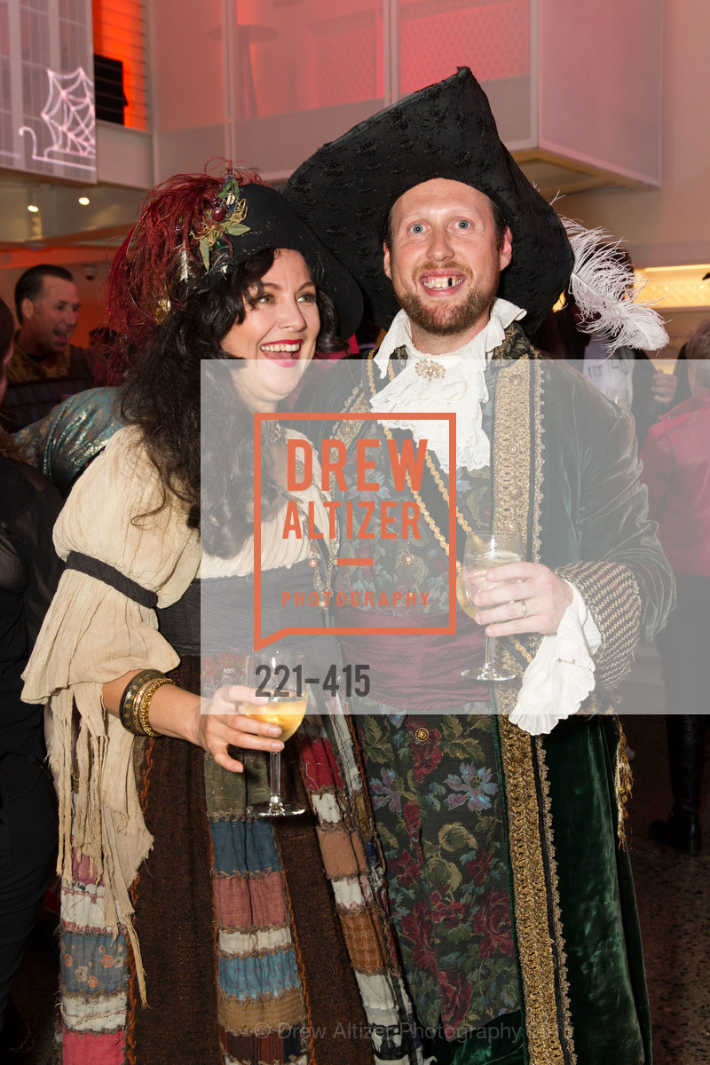 Erica Kolodny, Dan Kolodny, SPOOKED AT THE STRAND Presented by the American Conservatory Theater, The Strand Theater. 1127 Market Street, October 26th, 2015,Drew Altizer, Drew Altizer Photography, full-service event agency, private events, San Francisco photographer, photographer California