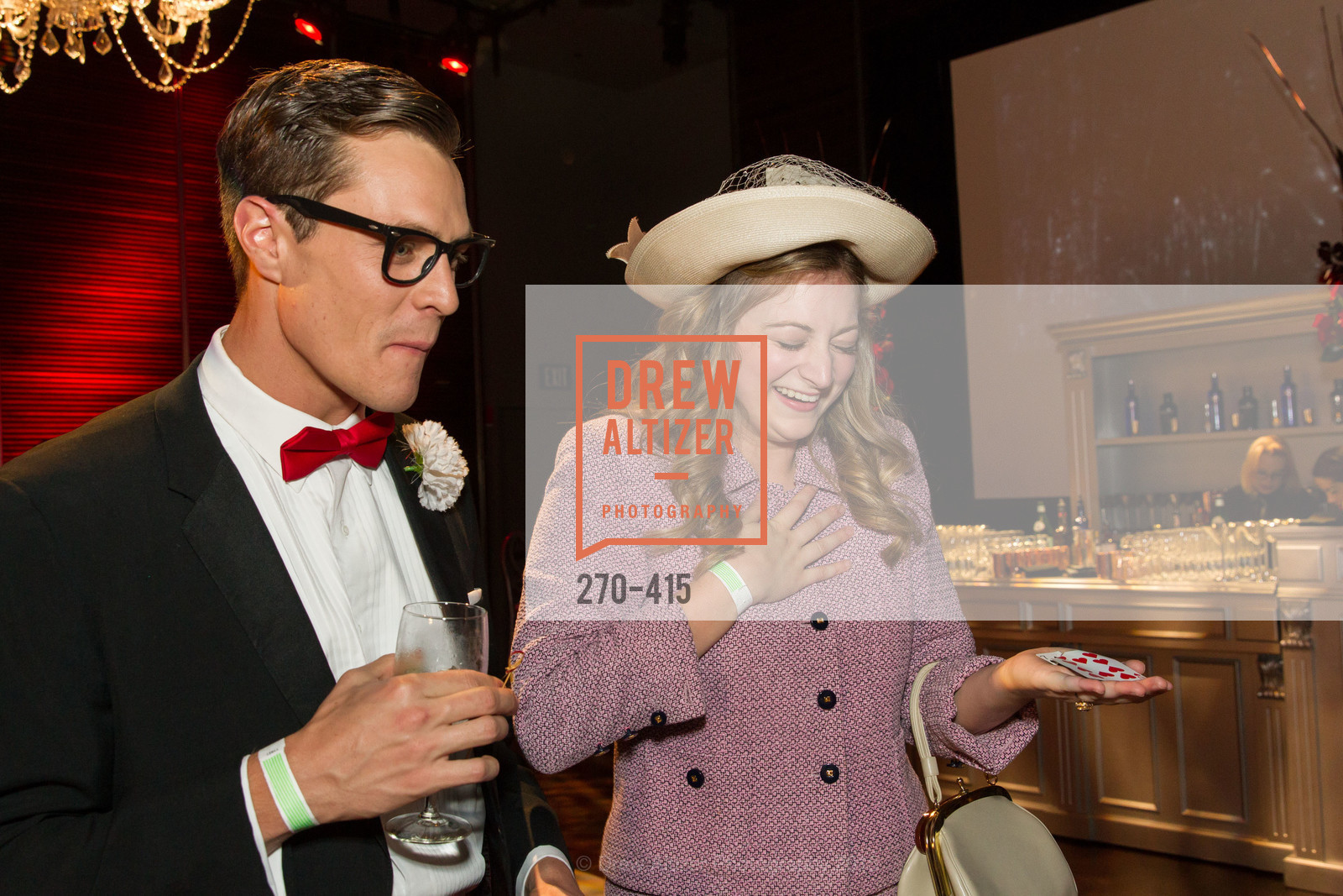 Stephen Wattrus, Julia Adamo, SPOOKED AT THE STRAND Presented by the American Conservatory Theater, The Strand Theater. 1127 Market Street, October 26th, 2015,Drew Altizer, Drew Altizer Photography, full-service agency, private events, San Francisco photographer, photographer california