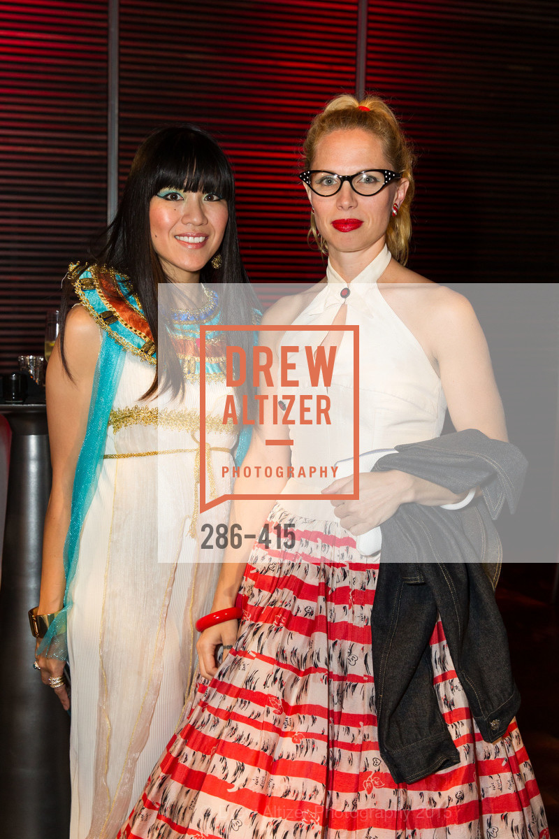 Rachelle Turrell, Eve Petrucci, SPOOKED AT THE STRAND Presented by the American Conservatory Theater, The Strand Theater. 1127 Market Street, October 26th, 2015,Drew Altizer, Drew Altizer Photography, full-service event agency, private events, San Francisco photographer, photographer California