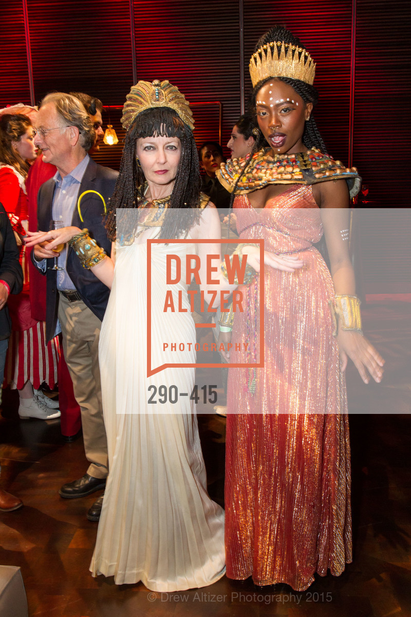 Melissa Smith, Akilah Walker, SPOOKED AT THE STRAND Presented by the American Conservatory Theater, The Strand Theater. 1127 Market Street, October 26th, 2015,Drew Altizer, Drew Altizer Photography, full-service agency, private events, San Francisco photographer, photographer california