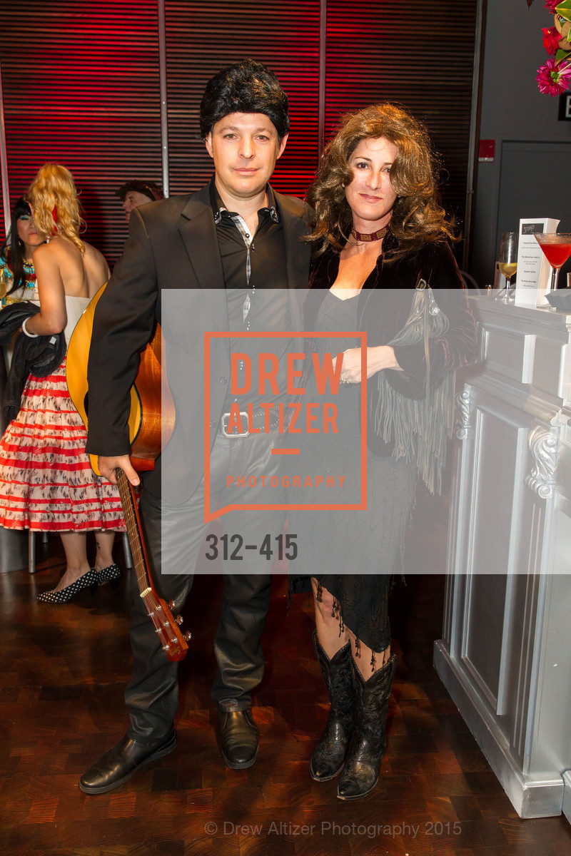Ed Leon, Laura Rockwell, SPOOKED AT THE STRAND Presented by the American Conservatory Theater, The Strand Theater. 1127 Market Street, October 26th, 2015,Drew Altizer, Drew Altizer Photography, full-service agency, private events, San Francisco photographer, photographer california