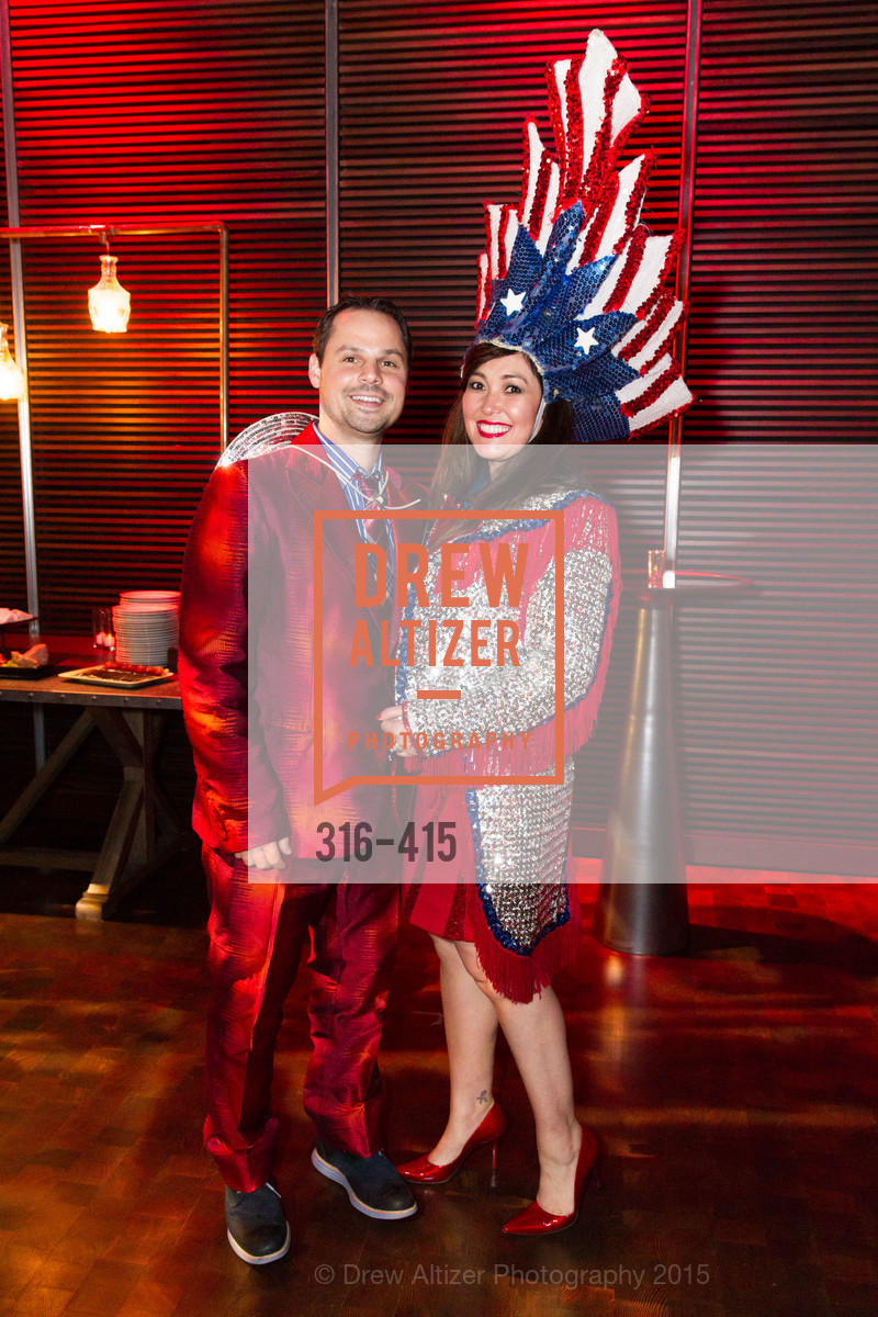 David Martin, Heather Cassady, SPOOKED AT THE STRAND Presented by the American Conservatory Theater, The Strand Theater. 1127 Market Street, October 26th, 2015,Drew Altizer, Drew Altizer Photography, full-service agency, private events, San Francisco photographer, photographer california